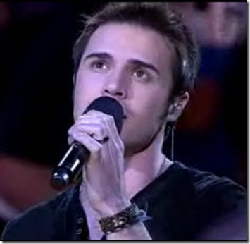 Kris Allen NBA Finals Video