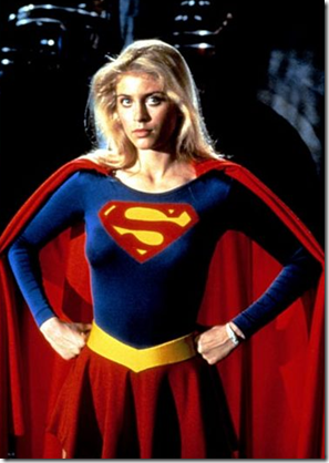 Original Supergirl Helen Slater: Megan Fox as Supergirl Pics