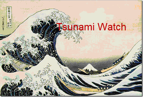Hawaii Under Tsunami Watch