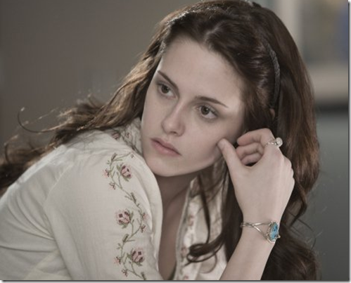 Kristen Stewart Not Interested in Vampires
