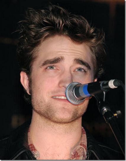 Robert Pattinson Professional Weirdo