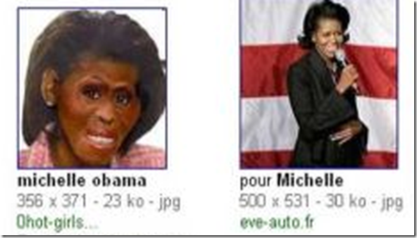 Michelle Obama Offennsive Photos