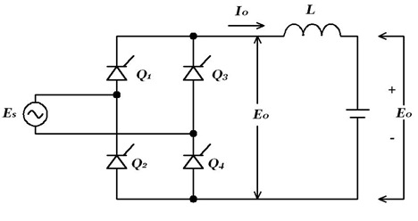 single phase inverter thesis This example shows the operation of a single-phase pwm inverter.