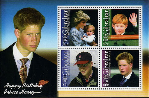 prince harry baby pictures. of Prince Harry by issuing