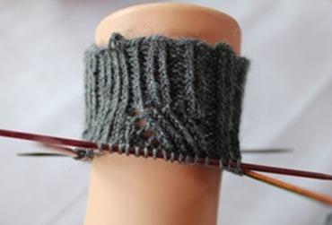 fikset strikk