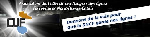 Association du Collectif des Usagers TGV Nord Pas de Calais (CUF Npdc)