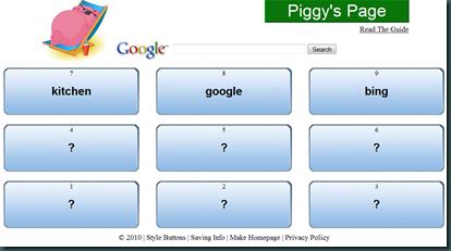 piggy's page