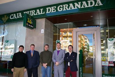Acence con Caja Rural de Granada