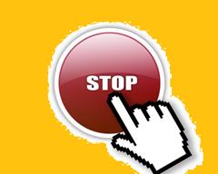 stop run