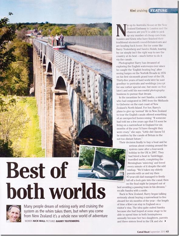 Canalboat Magazine 4