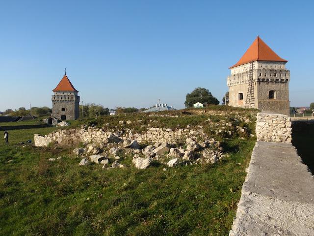 замок у Скалаті