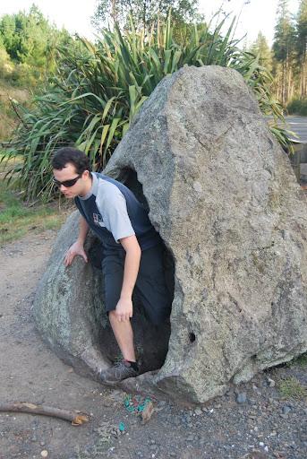 Nowa Zelandia zdjęcie: Skała Hatu Patu