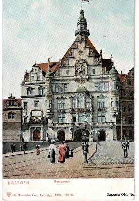 Georgentor Dresden
