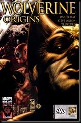 P00023 - Wolverine Origins #22