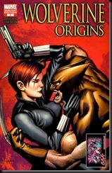 P00009 - Wolverine Origins #9