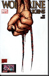 P00010 - Wolverine Origins #10