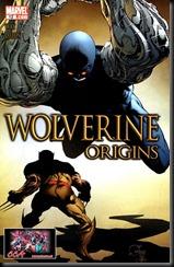 P00012 - Wolverine Origins #12