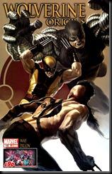 P00015 - Wolverine Origins #15