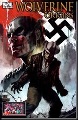 P00017 - Wolverine Origins #16