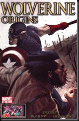 P00021 - Wolverine Origins #20