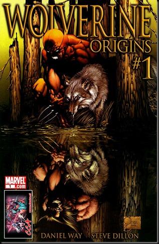 Wolverine Origins 001
