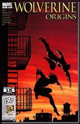 P00033 - Wolverine Origins #31