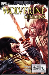 P00037 - Wolverine Origins #35
