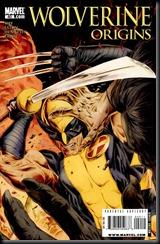 P00042 - Wolverine Origins #40