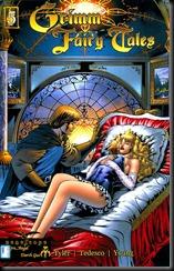 P00006 - Grimm Fairy Tales  - La Bella Durmiente #5