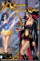P00008 - Grimm Fairy Tales  - Blanca Nieves #7