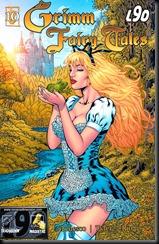 P00011 - Grimm Fairy Tales  - El Rey Sapo #10