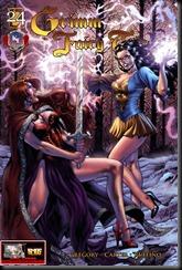 P00026 - Grimm Fairy Tales 24 - Blanca Nieves y Rosa Roja #2