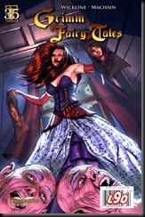 P00039 - Grimm Fairy Tales  - Dorian Gray #35
