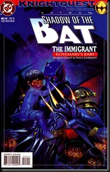 P00002 - 20-Batman - Shadow of the Bat   por yonofui #24