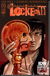 P00006 - Locke &amp; Key - Head Games #6