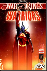 P00032 - 31 - War of King - Warriors #1