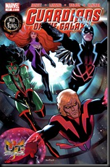 P00036 - 35 - Guardians of the Galaxy #17