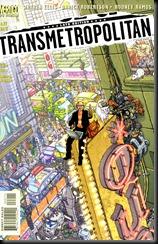 P00013 - Transmetropolitan #6