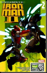 P00004 - Ultimate Iron Man  2 de v2 #5