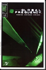 P00010 - Global Frequency #11