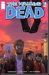 P00018 - The Walking Dead #18