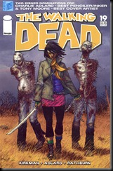 P00019 - The Walking Dead #19