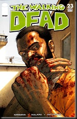 P00023 - The Walking Dead #23