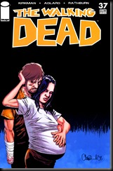 P00037 - The Walking Dead #37