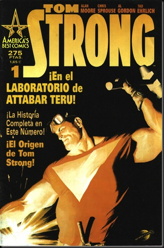 tom strong 01-00