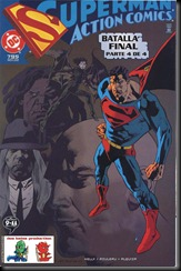 P00004 - Superman - Ending Battle #795