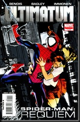 P00022 - Ultimatum - Spider-Man - Requiem #1