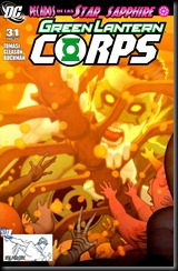 06 - Green Lantern Corps #31