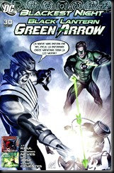 P00025 - 52 - Black Lantern Green Arrow #30