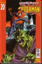 P00022 - Ultimate Spiderman v1 #20